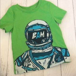 BOYS ASTRONAUT T-SHIRT